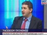 Atif Unaldi-Facebook Ekonomisi-Skyturk Tv - Baslama Vurusu