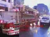 Service d'urgence et pompier