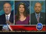Obama Leaves Church  Scott McClellan Bill O'Reilly Factor