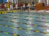 EVREUX AC NATATION : Nils au 100 m brasse