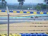 Essais Le Mans 2008