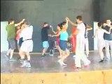 PUNTA CANA 1-3-2004 STAGE DE DANSE  ARMANDO