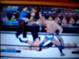 6 man tag team match smackdown vs raw 2008