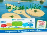 La Loire à velo : section Angers-Tours