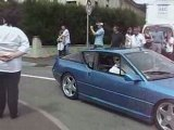 Ottange Porsche et Alpine V6 Turbo
