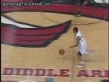 NBA Draft 2008 Prospect Courtney Lee (Grdgez)