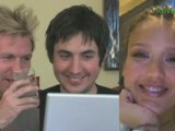 Diggnation - Staring Competition with Jessica Alba