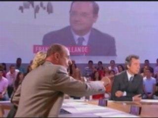 Hollande démasqué : coup de fil anonyme !