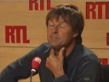 Nicolas Hulot invité de RTL (5 juin 2008)