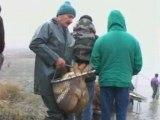 Pêche en étang au coeur de la Dombes