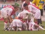 Zlatan Ibrahimovic gran gol con l'Ajax