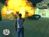 GTA San Andreas 009-Sweet Mission 04-Nines And AKs