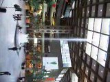 fontaine(dans le vieux port de montreal dans le wall center)