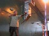tir à l'arc à poulies - Christian - 30M