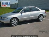 Voiture occasion AUDI A4 GRAY