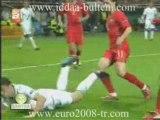 Portekiz : 2   Türkiye : 0
