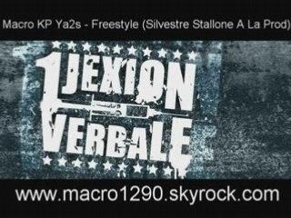 MACRO KP YA2S - FREESTYLE (silvestre stallone a la prod)