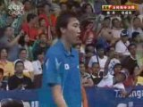 2008 Badminton Thomas Cup Final MS1 game 3 1/2