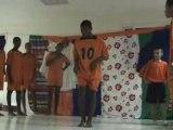Les Guyanais à Diambars