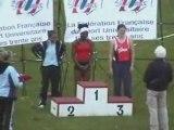 Championnats de France Universitaire 2008 (Dijon)
