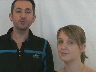 Visionnez les Cours Vidéo de Application de la poudre de soleil - Cours de maquillage