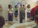 enfants chant evangelisation