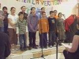 enfant chant evangelisation