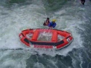 Rafting à St Pierre de Boeuf