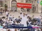Flash Mob Pharmaciens Nancy 28 Mai 2008
