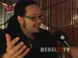 Interview with Jonathan Davis Rock am Ring 2008