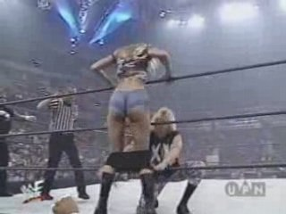 Accident with stacy keibler -