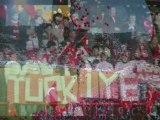 Türkiye Milli Takimi - Tek Renk Tek Yürek (Yeni sarki)