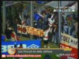 Titulos de Ariel Ortega en River Plate