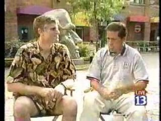 07/01/2001, Part II-Neighborhood News Tour on ARTWalk