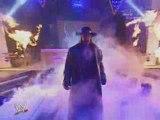 Undertaker entrance Wrestlemania 23
