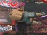 Cena jeff hardys vs umaga jbl a raw le 26.05.2008