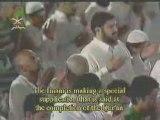 Doua khatm al quran (fin du coran) - Sheikh Sudais- 1/2