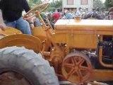 Demarrage renault 3040 tracteur essence