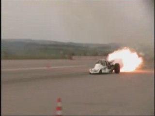 European drift mécanic show Juvaincourt 2008
