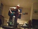 Web video blue acoustic guitar hasguitar buy guitar