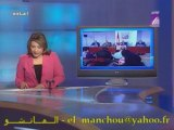 Tunisie - Manifestations violentes à Redeyef Gafsa 02