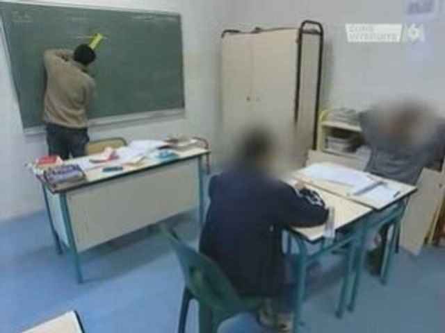 Reportage 1.3 Centre educatif pour délinquant