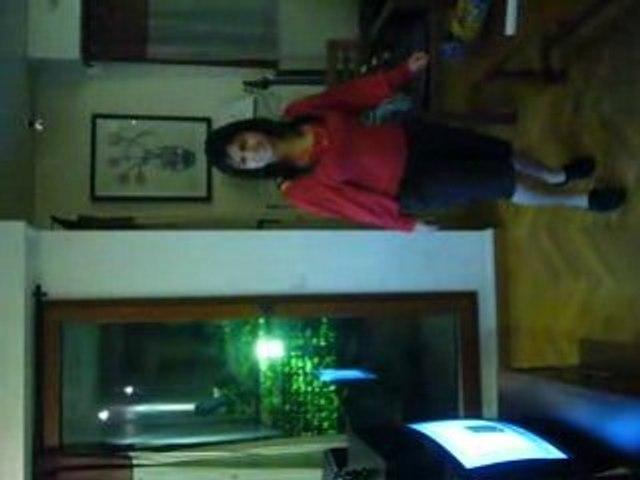 Wendy qui danse sur TTC
