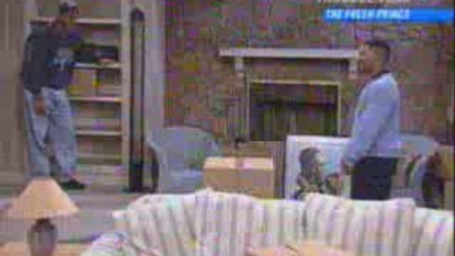 The Fresh Prince Of Bel-Air - Carlton Dancing