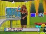 Magaly comenta debut de Gisela pt1 (Magaly TeVe 09-06-2008)