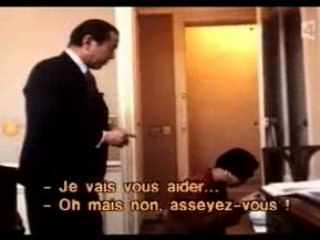 Toshiro Mifune – Voyage à Paris (1989)