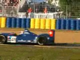 Essais 24h du Mans 2008