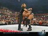 WWE - Shawn Micheals Pedigrees Triple H