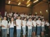 Chansons traditionnelles Ecole Treillières
