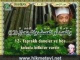 Abdulbasit abdusaamed-rahman suresi